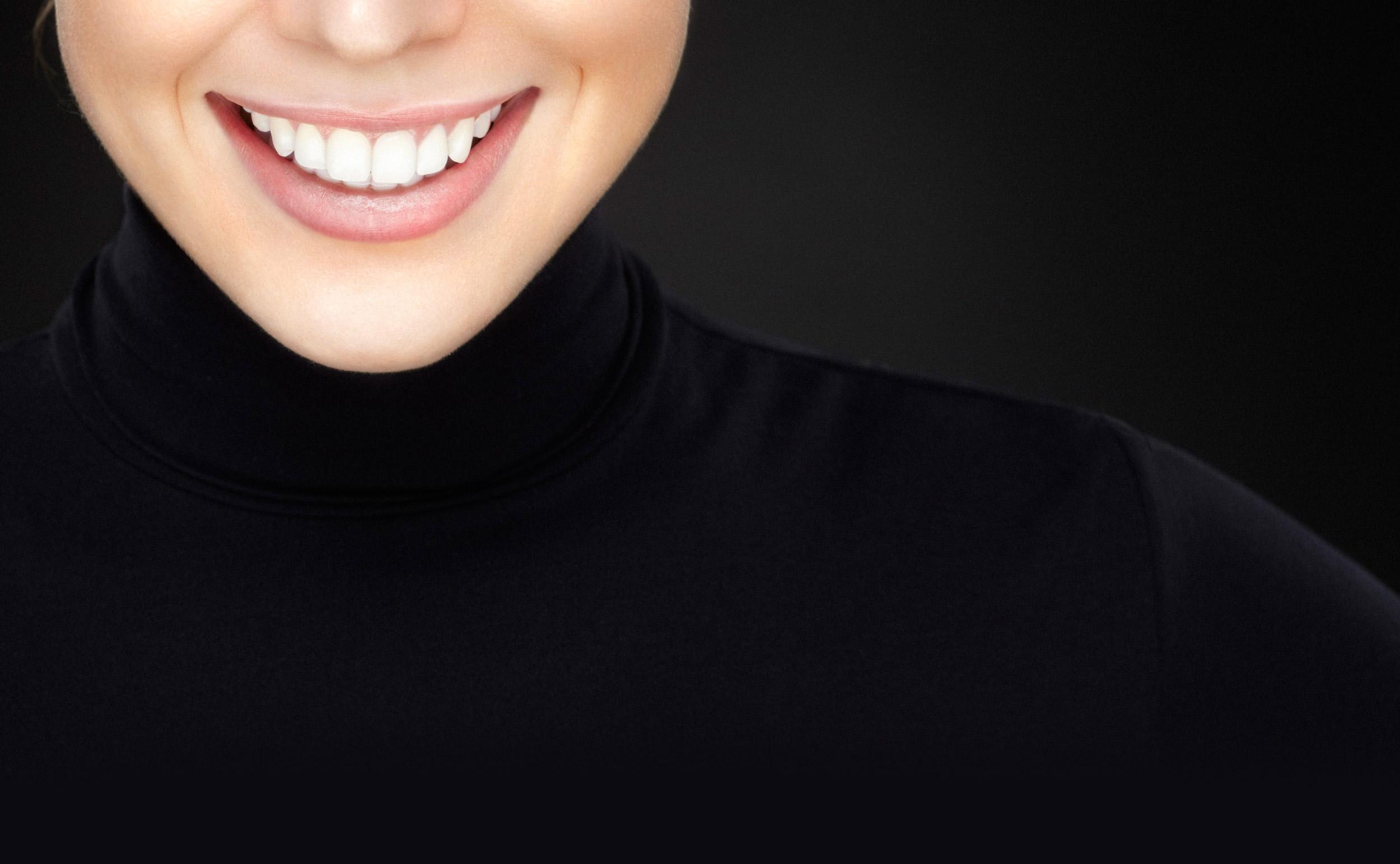 Imagen de una sonrisa