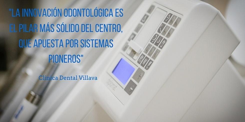 Innovación odontológica
